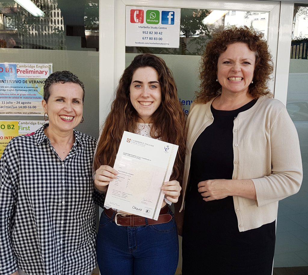 Marbella Study Centre ofrece cursos de inglés de alta calidad en Marbella