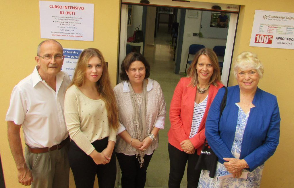 Profesores de Marbella Study Centre.