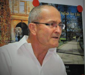 Michael Drury - Profesor en el Marbella Study Centre