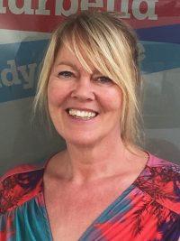 Miss Maxine Profesora en el Marbella Study Centre