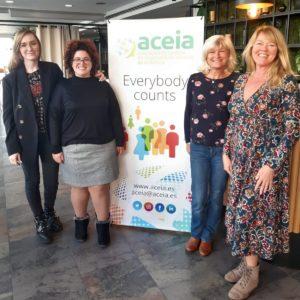 Talleres Formativos en la Conferencia de ACEIA